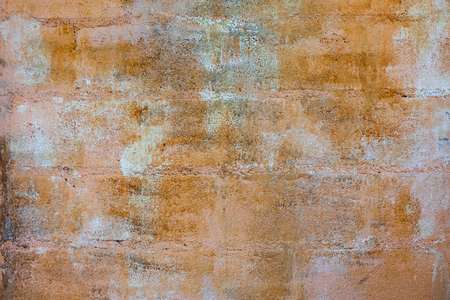 Concrete block wall paint surfaces style vintage, textures background