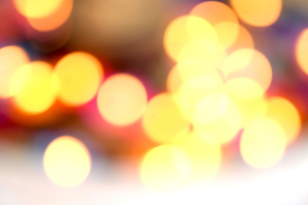 chr: Abstract circular bokeh background, Light blurry background Stock Photo