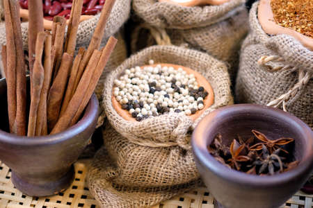 dried herbs: Dried herbs, spices Cooking for Thailand