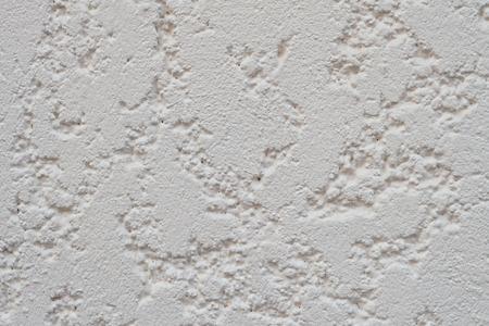 White stucco cement wall background texture empty Standard-Bild