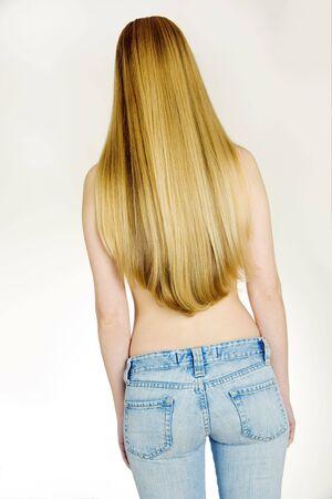 trouser: woman wearing jeans