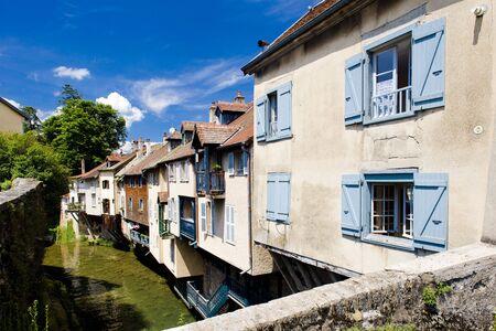 jura: Arbois, D�partement Jura, Franche-Comt�, France Stock Photo