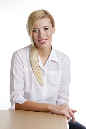 businesswoman's portrait Stock Photo - 5056628