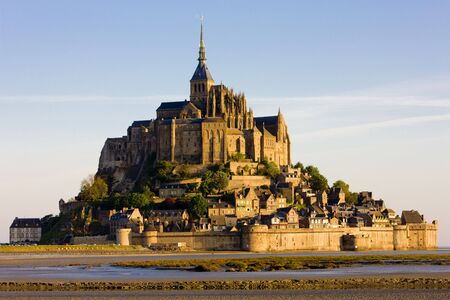 Mont-Saint-Michel, Normandy, France Stock Photo - 5201081