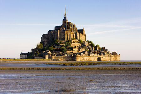 Mont-Saint-Michel, Normandy, France Stock Photo - 5325943