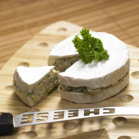 hermelin: filled cheese (hermelin)