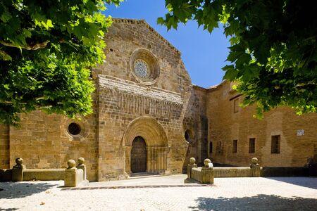 abbeys: Monastery of Veruela, Zaragoza Province, Aragon, Spain