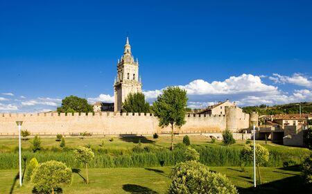castile leon: El Burgo de Osma, Soria Province, Castile and Leon, Spain