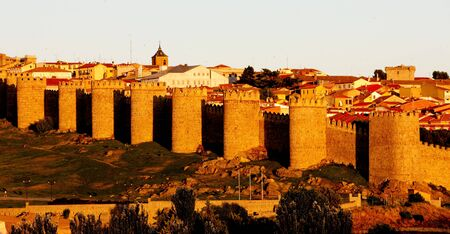 castile leon: Avila, Castile and Leon, Spain