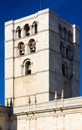 zamora: cathedrals detail, Zamora, Castile and Leon, Spain