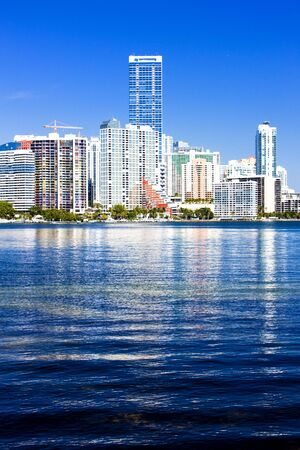 Downtown Miami, Florida, USA photo