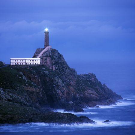 galizia: Faro, Cabo Vil?n Galizia, Spagna