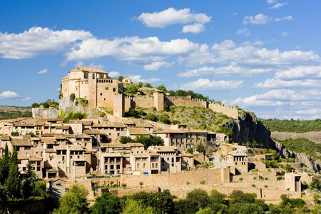 aragon: Alquezar, Huesca Province, Aragon, Spain