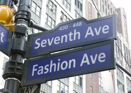 7th Avenue, New York City, USA photo
