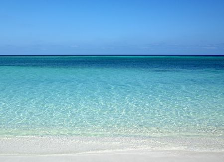 beaches: Atlantic Ocean, Guardalavaca, Cuba