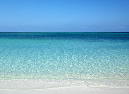 大西洋、Guardalavaca、キューバ
