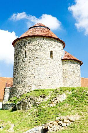 rotunda: Rotunda of Saint Catherine, Znojmo, Czech Republic