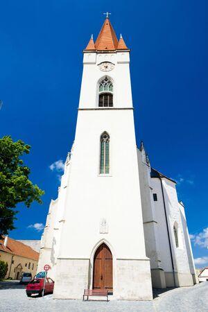 znojemsko: Church of Saint Nicholas, Znojmo, Czech Republic
