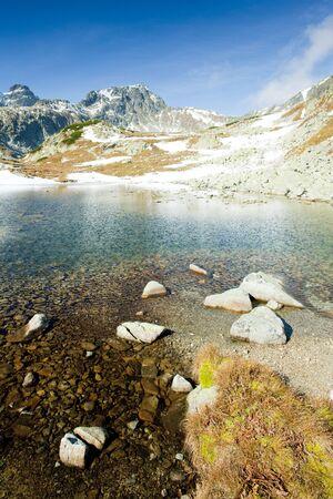 Zbojnicke Tarn, Vysoke Tatry (High Tatras), Slovakia Stock Photo - 6521070