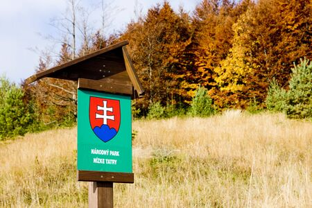 tatras tatry: Nizke Tatry (Tatras Bajas), Eslovaquia