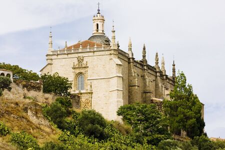 Cathedral of Coria, Caceres Province, Extremadura, Spain