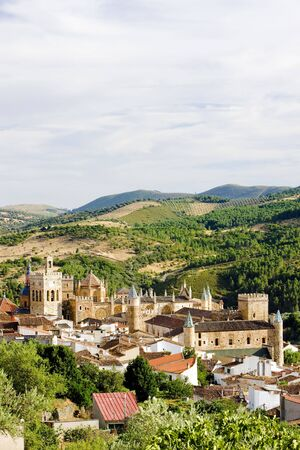 monasteries: Guadalupe, Caceres Province, Extremadura, Spain