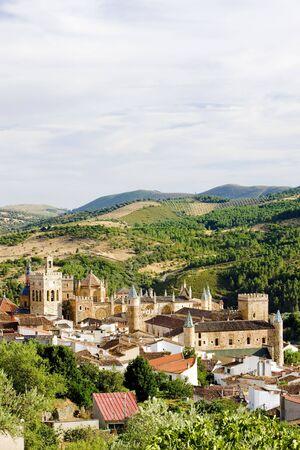 monasteri: Guadalupe, provincia di Caceres, Extremadura, Spagna