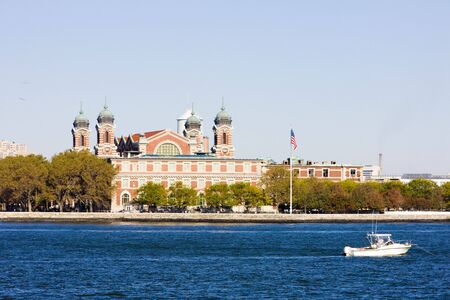 Immigration Museum, Ellis Island, New York City, USA photo