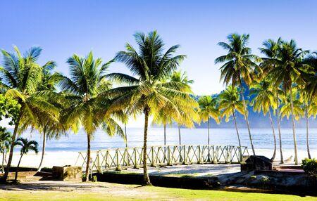 Maracas Bay, Trinidad photo