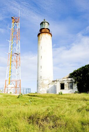 windward: East Point Lighthouse, Barbados