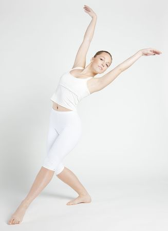 ballet dancer Stock Photo - 6802028