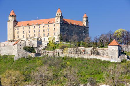 bratislava: Bratislava Castle, Slovakia