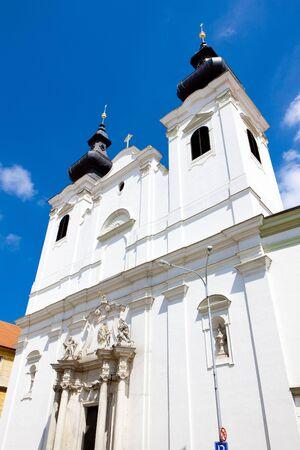 znojemsko: Church of Saint Cross, Znojmo, Czech Republic
