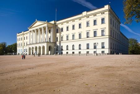 Slottet Oslo Norway Slottet Royal Palace Oslo