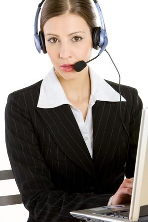 computer centres: operator