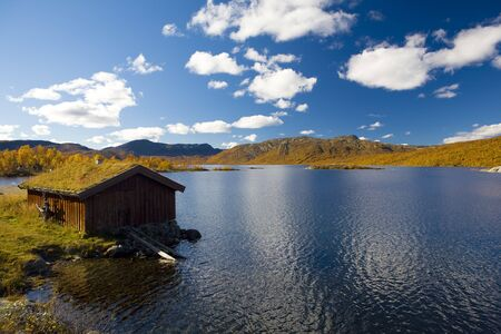 landscape of Southern Vestlandet, Norway photo