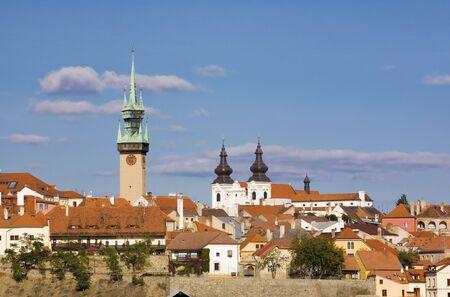 gildhall: Znojmo, Czech Republic