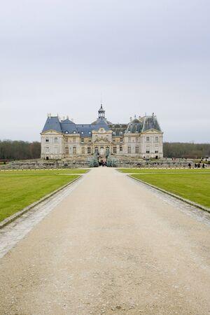 buidings: Palace Vaux-le-Vicomte, Seine-et-Marne, �le-de-France, France