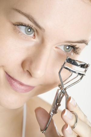 portrait of woman's make up Stock Photo - 7163013