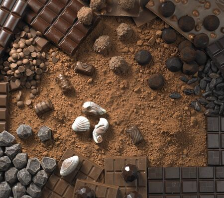 selects: cioccolato still life