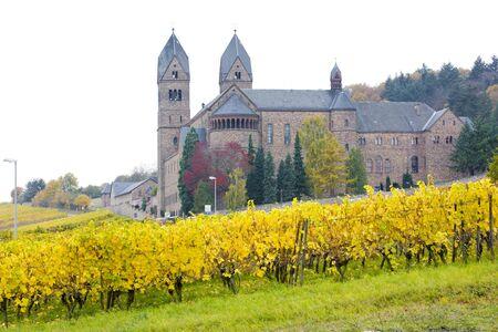 friaries: Monastery St Hildegard, Hessen, Germany