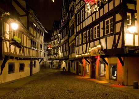 Petite France, Strasbourg, Alsace, France photo