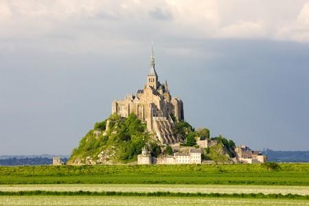 normandy: Mont-Saint-Michel, Normandy, France