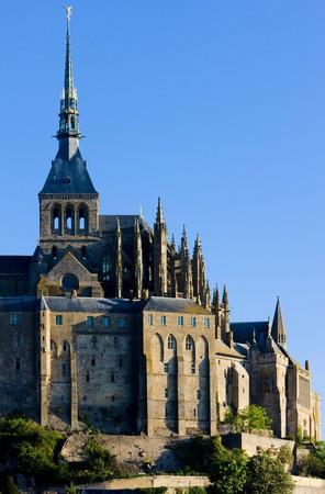 friaries: Mont-Saint-Michel, Normandy, France