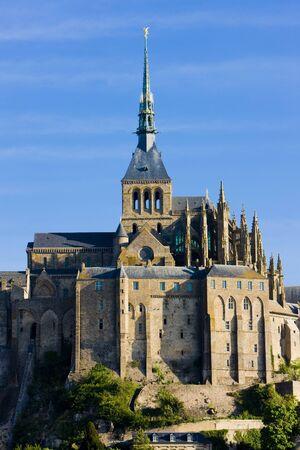 mont saint michel: Mont-Saint-Michel, Normandy, France