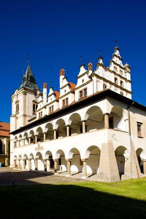 gildhall: former town hall, Square of Master Paul, Levoca, Slovakia