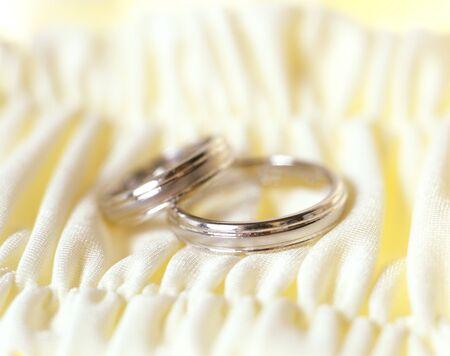 weddingrings: wedding rings Stock Photo