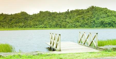 grenada: Grand Etang lake, Grand Etang National Park, Grenada