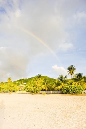 grenada: Grand Anse Bay, Grenada Stock Photo