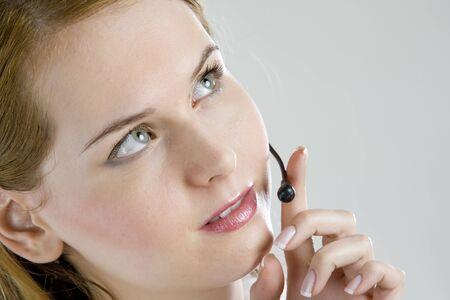 operator's portrait Stock Photo - 7384756